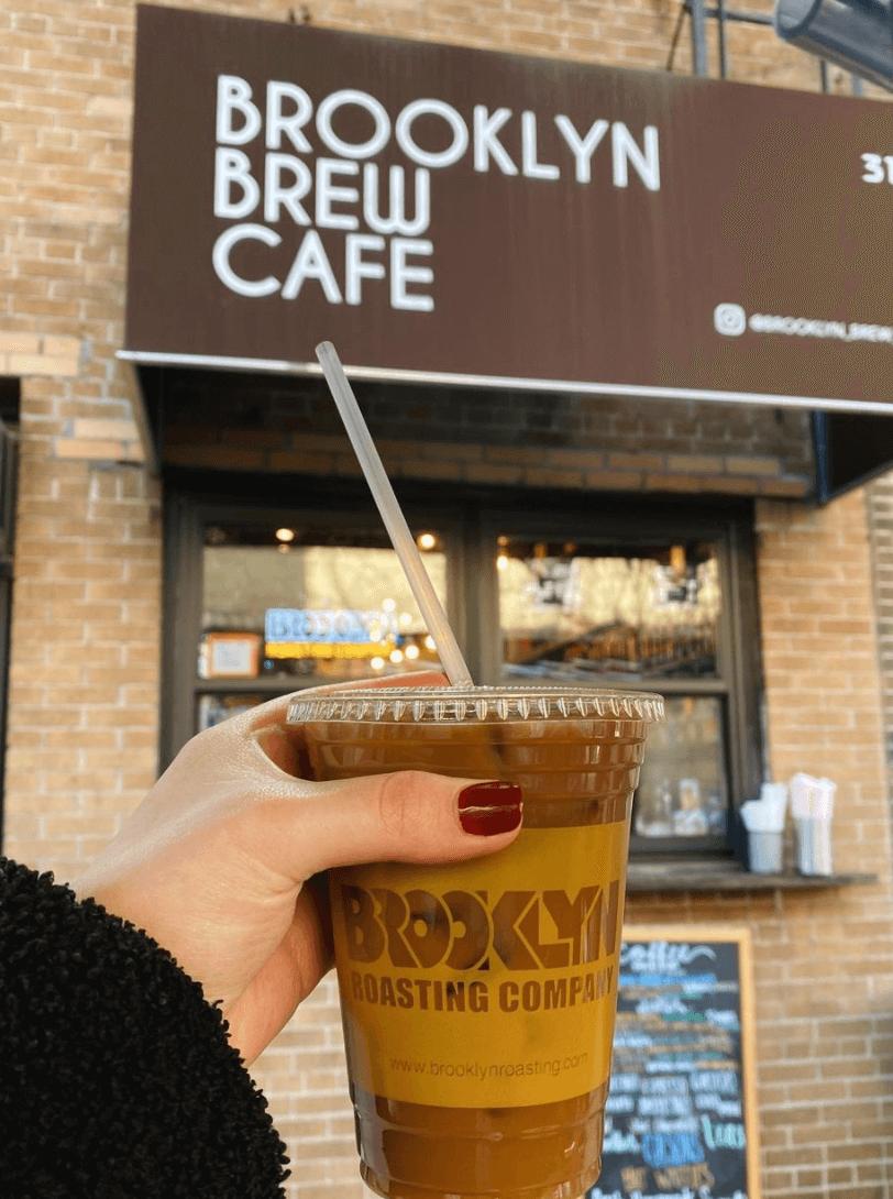 Brooklyn Brew Café in Bay Ridge Quoffee Quest
