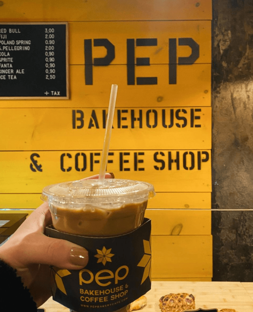 PEP Bakehouse & Coffee Shop in Bay Ridge Brooklyn by Quoffee Quest