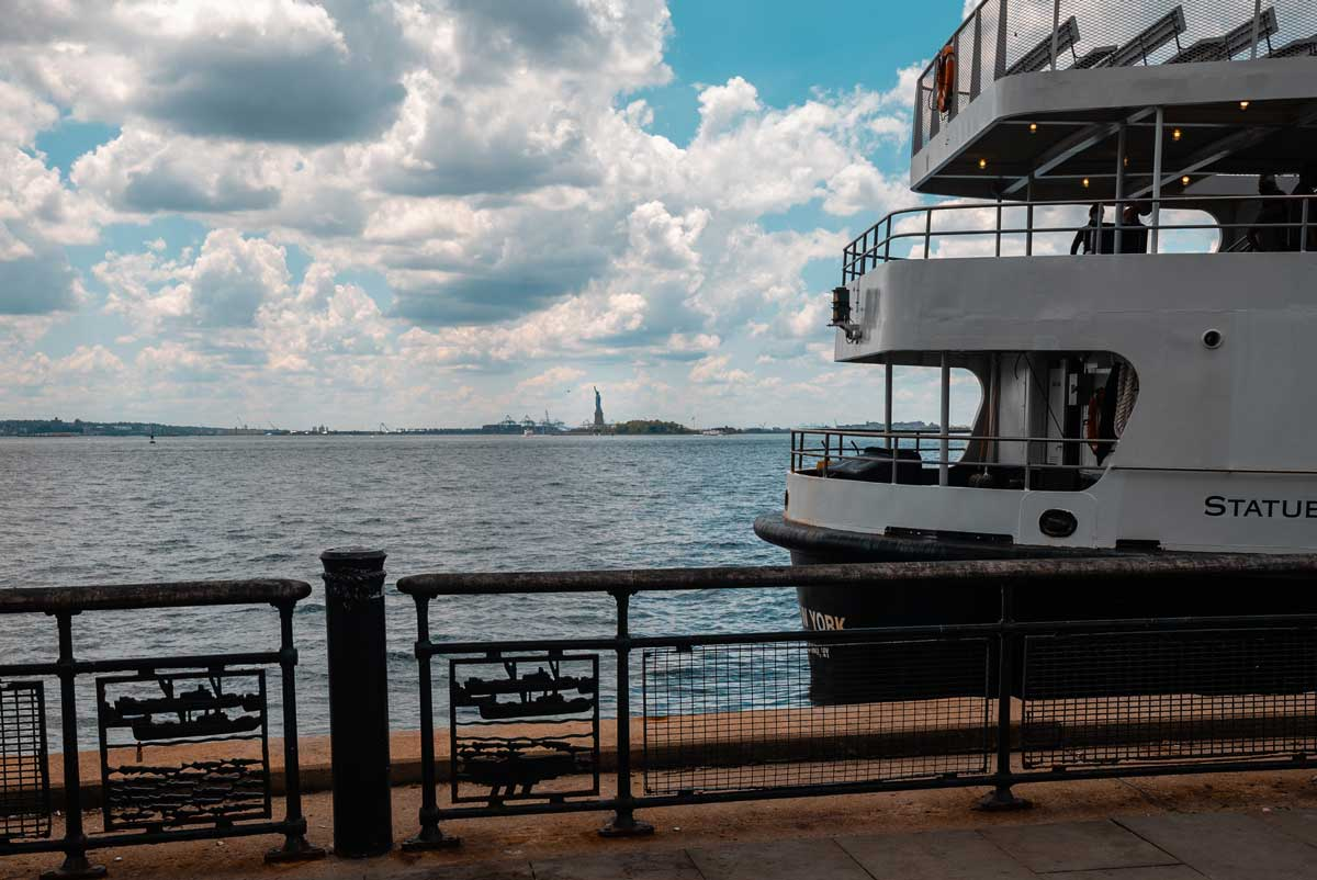 View-of-Statue-of-Liberty-from-Battery-Park-in-Manhattan