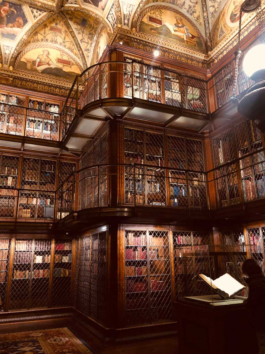 Inside-the-Morgan-Library-Museum-in-NYC