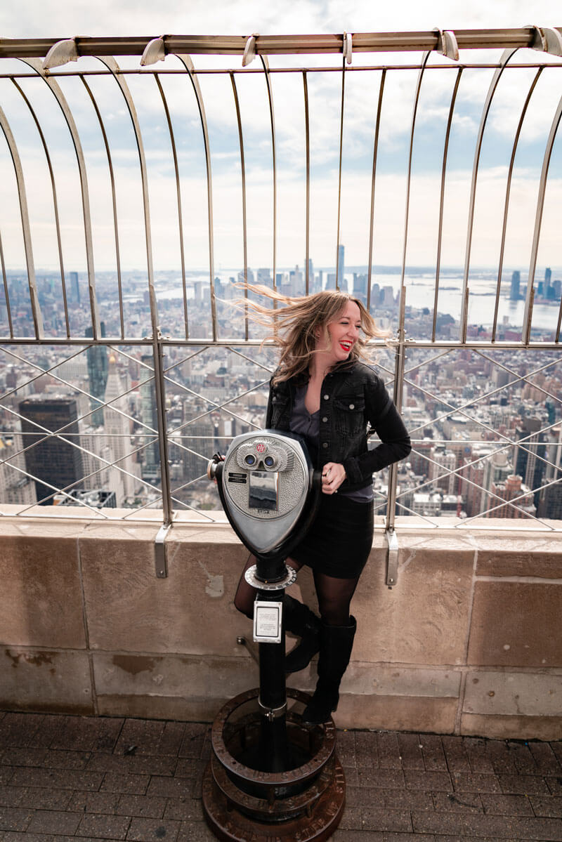 megan-at-the-top-of-the-empire-state-building-observatory