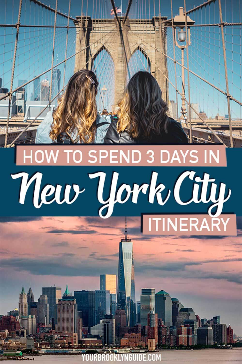 3-days-in-nyc