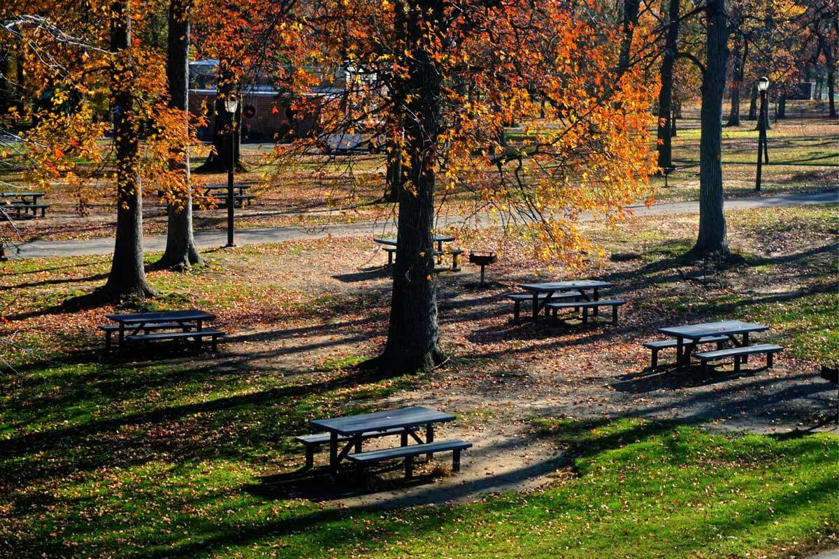 Pelham-Bay-Park-in-The-Bronx-in-NYC-in-the-fall