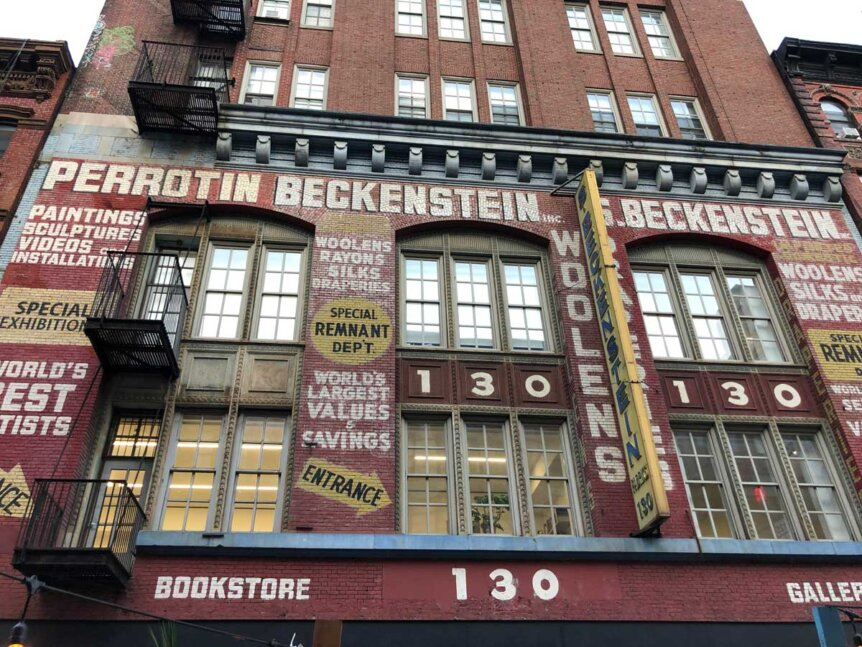 Perrotin-Bookstore-in-NYC-on-the-Lower-East-Side