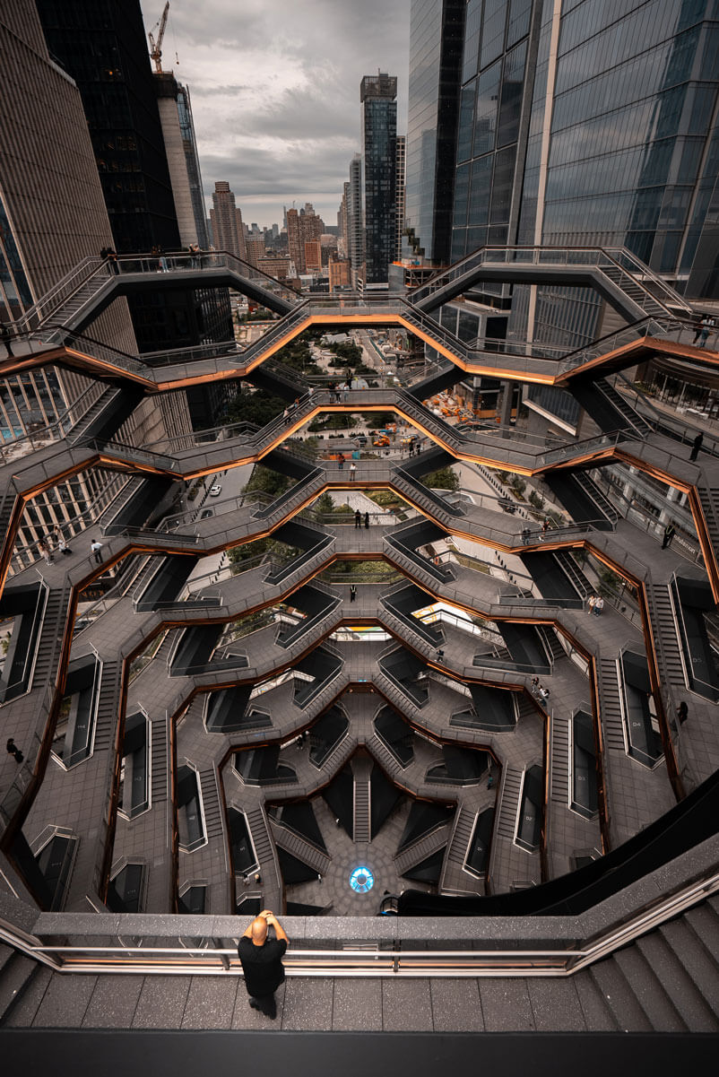 Top-of-the-vessel-view-in-Hudson-Yards-NYC