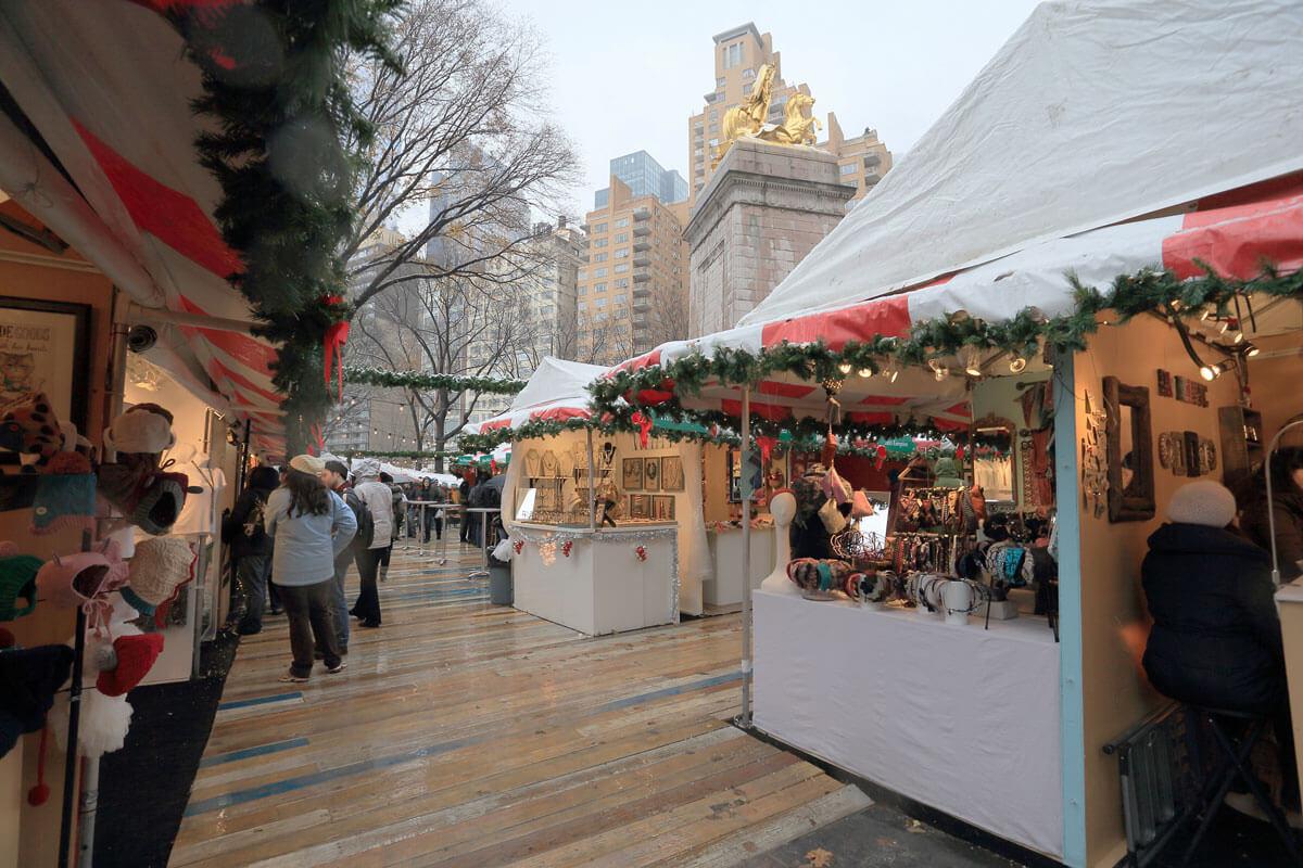 Columbus-Circle-Holiday-Market-in-Manhattan-NYC